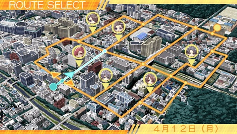 storm lover route select