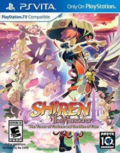shiren the wanderer 5 psvita version