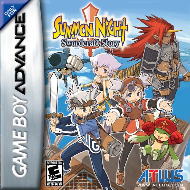 Game Boy Advance | My RPG blog